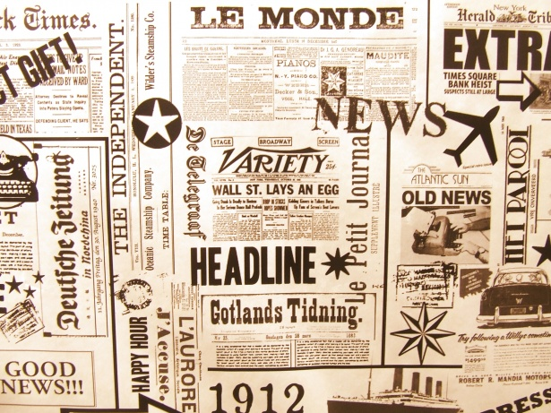 Print Journalism As We Know It Is Dying >> Wanted Dead Or Alive Is This The End Of Newspapers The